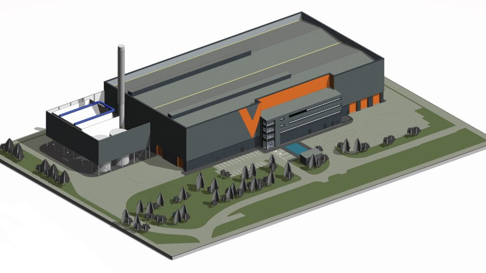 Vital Energi signs up for 18MW energy from waste plant