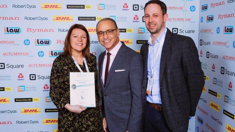 Land rights company wins Small Business Sunday award