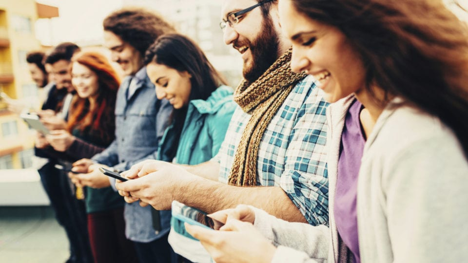Social media could create a brighter future for networks