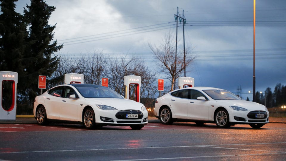Brexit won't stop the rise of EVs