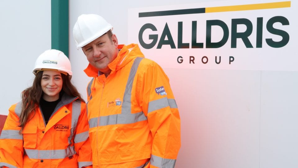 First apprentice appointed on North London Heat & Power Project