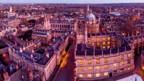The pride of Oxfordshire: Project LEO