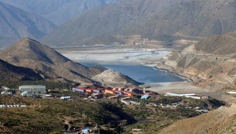 Antofagasta to construct $500 million desalination plant