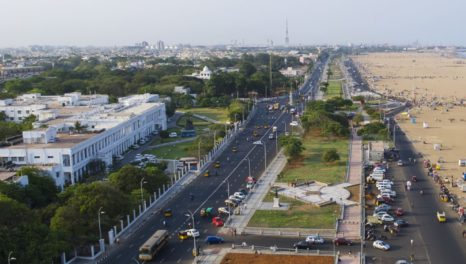 India's Ministry of Environment backs Chennai mega-project