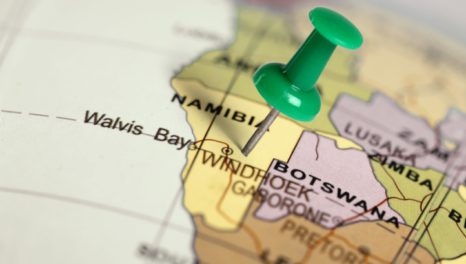 Israeli private investors eye Namibia desalination project