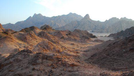 Egypt eyes four desalination plants in Sinai development project