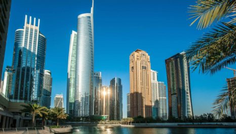 UAE is eyeing alternative energy sources to power desalination
