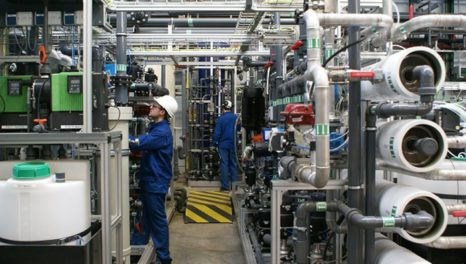 Dow to pilot petrochemical wastewater treatment at its ethylene cracker facility