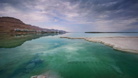 Suez and Mitsubishi on shortlist for Red Sea Dead Sea project