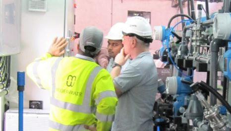 Modern Water signs first brine concentration deal after pilot