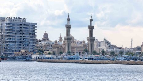 Kuwait Fund boosts loan for desal project at Eastern Port Said, Egypt