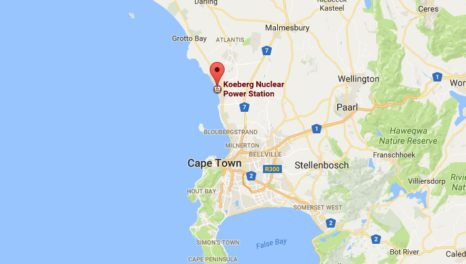 South Africa nuclear plant to install desal unit amid worsening water crisis