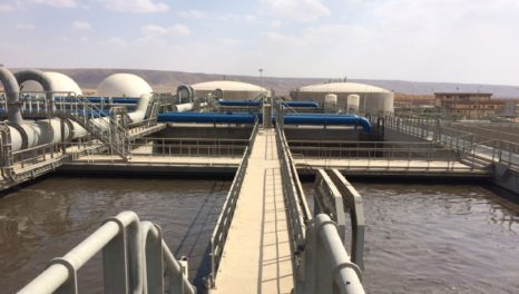 FCC Aqualia and Orascom win $320 million Cairo reuse project