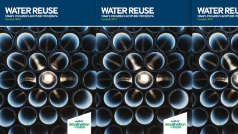 Top five takeaways on what's shaping water reuse globally