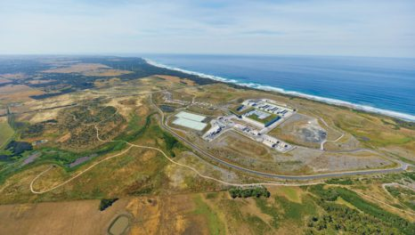 AquaSure's Victorian Desalination Plant secures its first water order