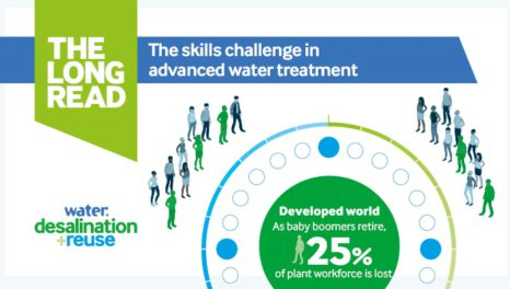 Is water in the grip of a skills crisis?