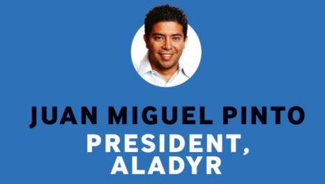 Interview: Juan Miguel Pinto, ALADYR president