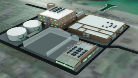 Jebel Ali project is a new direction for DEWA and Besix