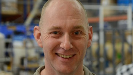 Five Minutes With: Patrick van Eijik, manager, production and project engineering, Hatenboer-Water